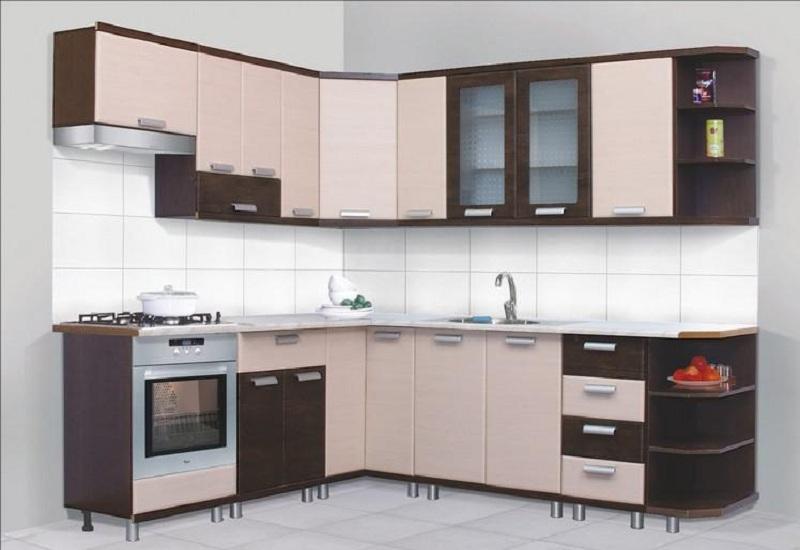Кухни угловые