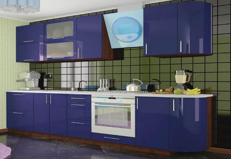кухня Колор микс
